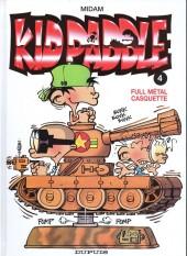 Kid Paddle -4a2001- Full métal casquette