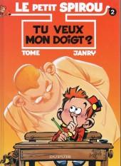 Le petit Spirou -2a1999- Tu veux mon doigt ?