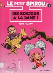 Le petit Spirou -1a1992- Dis bonjour à la dame !