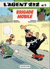 L'agent 212 -9a1992- Brigade mobile