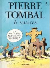 Pierre Tombal -5a1993- Ô suaires