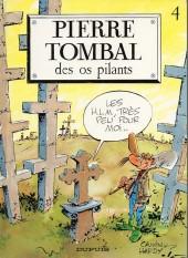Pierre Tombal -4a1993- Des os pilants