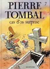 Pierre Tombal -7a1992- Cas d'os surprise