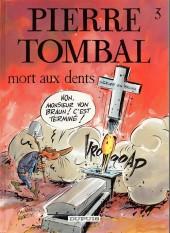 Pierre Tombal -3b1993- Mort aux dents