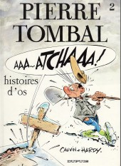 Pierre Tombal -2b1993- Histoires d'os