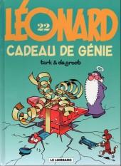 Léonard -22b2004- Cadeau de génie