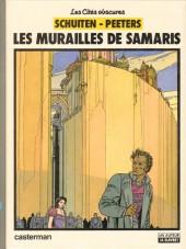 Les cités obscures -1- Les murailles de Samaris
