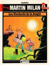 Martin Milan (2e Série) -2- Les clochards de la jungle