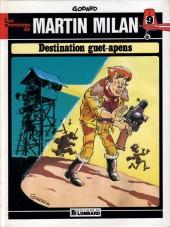 Martin Milan (2e Série) -9- Destination guet-apens