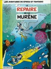 Spirou et Fantasio -9Pub- Le repaire de la murène