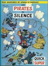 Spirou et Fantasio -10Pub- Les pirates du silence