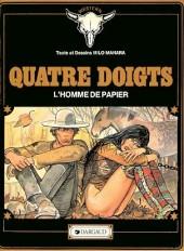 Quatre doigts - L'Homme de papier -a83- Quatre doigts - l'homme de papier