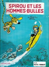 Spirou et Fantasio -17Pub- Spirou et les hommes-bulles