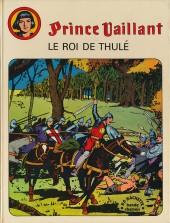 Prince Vaillant (Hachette) -4- Le roi de Thulé