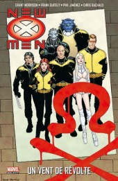 X-Men (New) (Marvel Select) -3- Un vent de révolte
