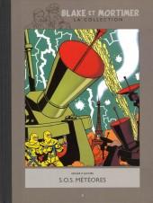 Blake et Mortimer - La collection (Hachette) -8- S.O.S. météores