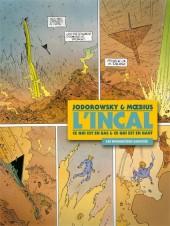 L'incal - Une aventure de John Difool -INT2- Ce qui est en bas & Ce qui est en haut