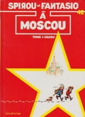 Spirou et Fantasio -42a94- Spirou et Fantasio à Moscou