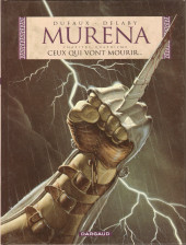Murena -4- Ceux qui vont mourir...