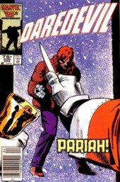 Daredevil Vol. 1 (Marvel - 1964) -229- Pariah!