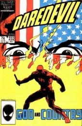 Daredevil Vol. 1 (Marvel - 1964) -232- God and country