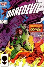 Daredevil Vol. 1 (Marvel - 1964) -235- A safe place