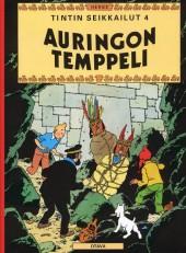 Tintin (en langues étrangères) -14Finnois- Auringon Temppeli