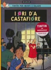 Tintin (en langues régionales) -21Monégasque- I Ori d'a Castafiore