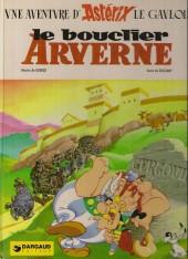 Astérix -11b1977b- Le bouclier arverne