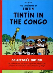 Tintin (The Adventures of) -2aColl- Tintin in the Congo