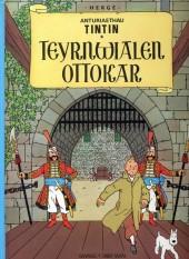 Tintin (en langues étrangères) -8Gallois- Teyrnwialen Ottokar