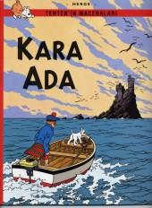 Tintin (en langues étrangères) -7Turc- Kara Ada