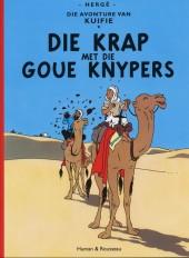 Tintin (en langues étrangères) -9Afrikaans- Die Krap met die Goue Knypers