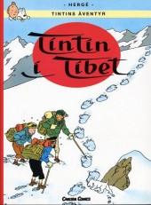 Tintin (en langues étrangères) -20Suédois- Tintin i Tibet