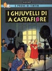 Tintin (en langues régionales) -21Corse- I Ghjuvelli di a Castafiore