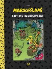 Marsupilami - La collection (Hachette) -0- Capturez un marsupilami !