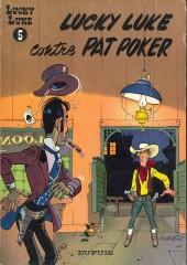 Lucky Luke -5b71- Lucky Luke contre Pat Poker