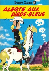 Lucky Luke -10b74- Alerte aux Pieds-Bleus