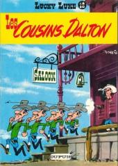 Lucky Luke -12b79- Les cousins Dalton