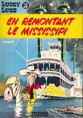 Lucky Luke -16b69- En remontant le Mississipi