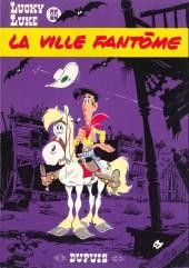 Lucky Luke -25a79- La ville fantôme