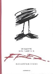 (AUT) Fred - Un magnéto dans l'assiette de Fred