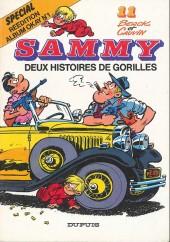 Sammy -11a1983- Deux histoires de gorilles