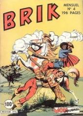 Brik (Mon journal) -4- Brik et ses compagnons sont des hommes