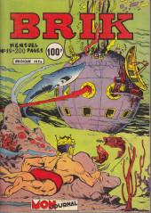 Brik (Mon journal) -19- Le trésor des Aztèques
