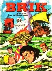 Brik (Mon journal) -16- Le secret de José le Noir (2)
