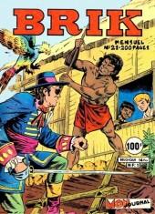 Brik (Mon journal) -21- Aux mains des Caraïbes
