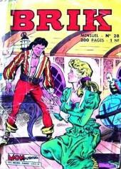 Brik (Mon journal) -28- L'imposteur démasqué