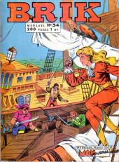 Brik (Mon journal) -34- Le magicien des Bermudes