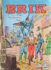 Brik (Mon journal) -38- La furia de Mary Red